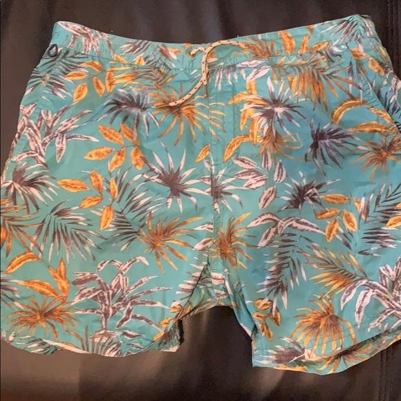 280e21dd391 Scotch & Soda - Swim Suit - Small - Tropical print